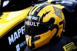 2019年F1第3戦中国GP 1000回目のF1開催記念特別ヘルメット ニコ・ヒュルケンベルグ(ルノー)