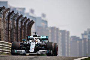 F1 | メルセデスF1、中国GPでアップデートを投入も「ストレートスピードとパワーが重要」とフェラーリを警戒