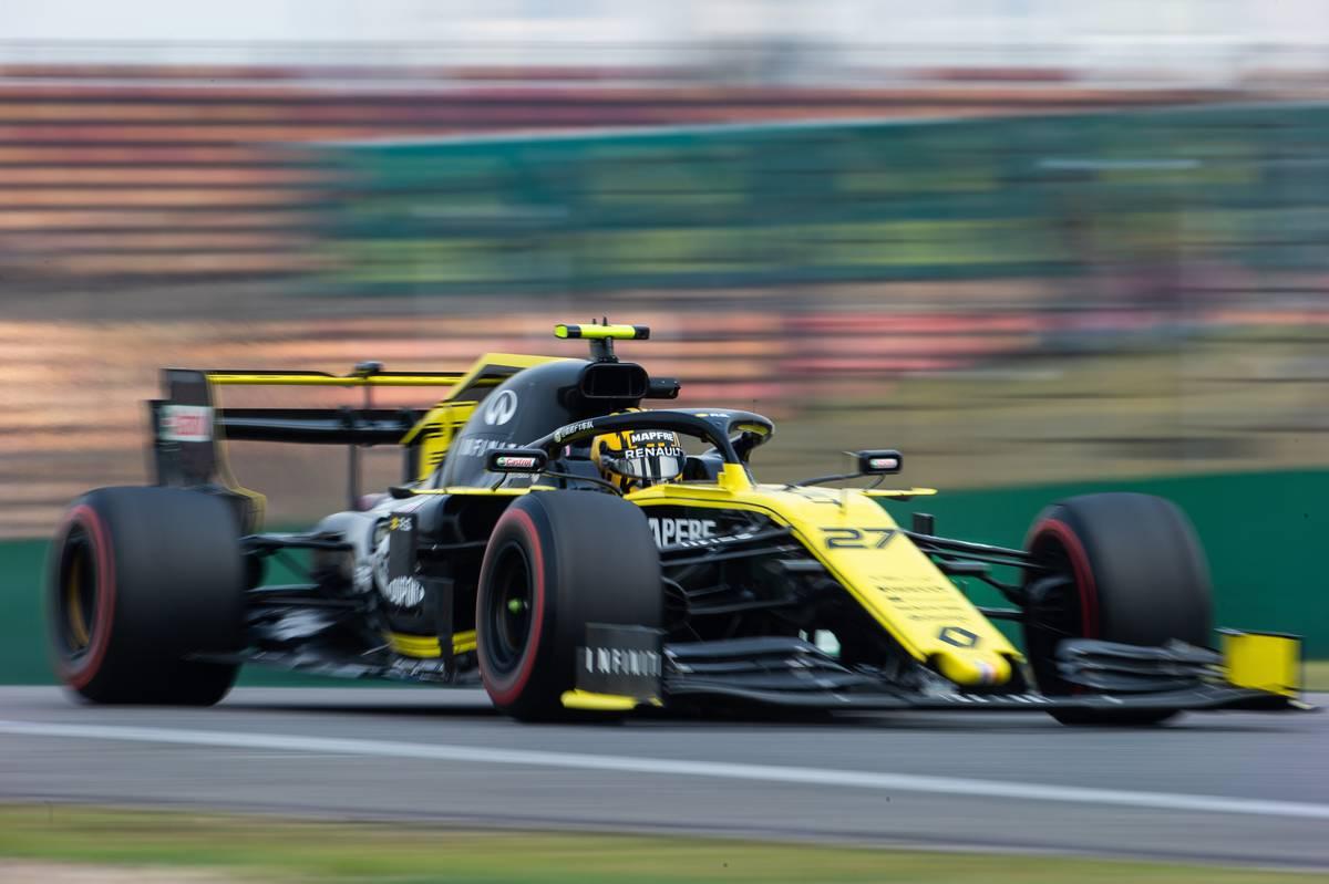 Motor Racing – Formula One World Championship – Chinese Grand Prix – Practice Day – Shanghai, China