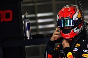 F1 | ガスリー「10番手は本来の位置ではない。このマシンは大きな可能性を秘めている」:レッドブル・ホンダ F1中国GP金曜