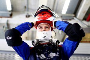 F1 | クビアト13番手「PU交換で作業が大幅に遅れたが、パフォーマンスは悪くなかった」:トロロッソ・ホンダ F1中国GP金曜