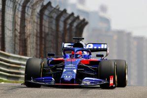 F1 | 2019年F1第3戦中国GP ダニール・クビアト(トロロッソ・ホンダ)