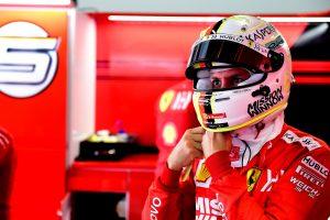 F1 | ベッテル「好調だが、接戦を勝ち抜くため、やるべき課題が残っている」:フェラーリ F1中国GP金曜