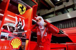 F1 | ルクレール「トラブルでロングランができなかったが、心配はしていない」:フェラーリ F1中国GP金曜