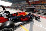 F1 | レッドブル・ホンダF1密着:セッティング改善で初日3番手となったフェルスタッペン、トップ争いに大きな手応え