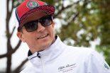 F1 | ライコネン11番手「初日の順位から予選を予想することはできない」:アルファロメオ F1中国GP金曜