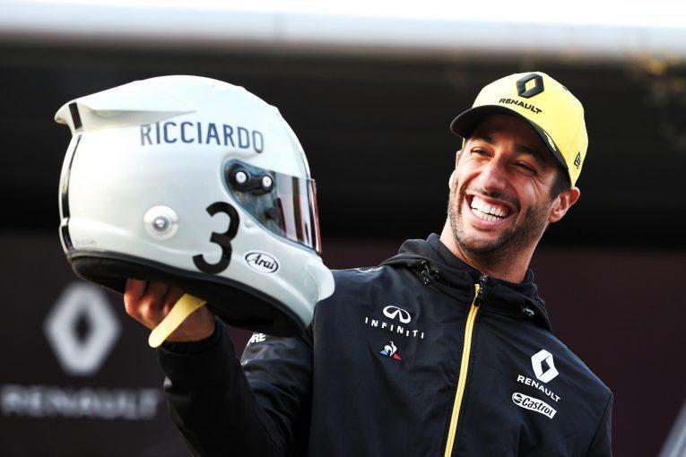 F1 | リカルド「ブレーキングの問題を解決しつつある。自信を持って走れるようになってきた」:ルノー F1中国GP金曜