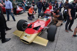 F1 | 【ブログ】『F1・1000』記念となる中国GP、パドックの各所ではお祝いムード/F1現地情報1回目