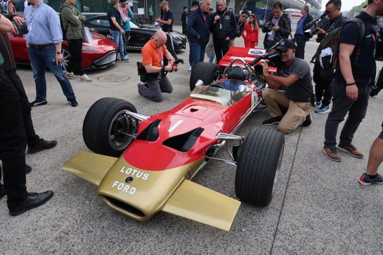 Blog | 【ブログ】『F1・1000』記念となる中国GP、パドックの各所ではお祝いムード/F1現地情報1回目
