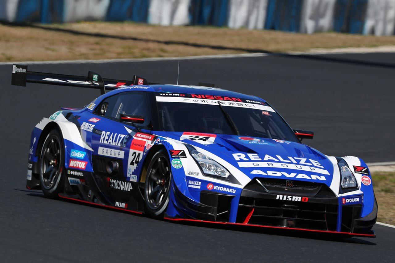 リアライズコーポレーション ADVAN GT-R/2019スーパーGT第1戦岡山
