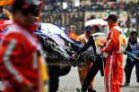 F1 | 【動画】FP3でトロロッソ・ホンダのアルボンがクラッシュ/F1第3戦中国GP