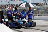 海外レース他 | インディカー第4戦ロングビーチ:ディクソンが初日トップタイム。連勝を狙う琢磨は伸び悩む