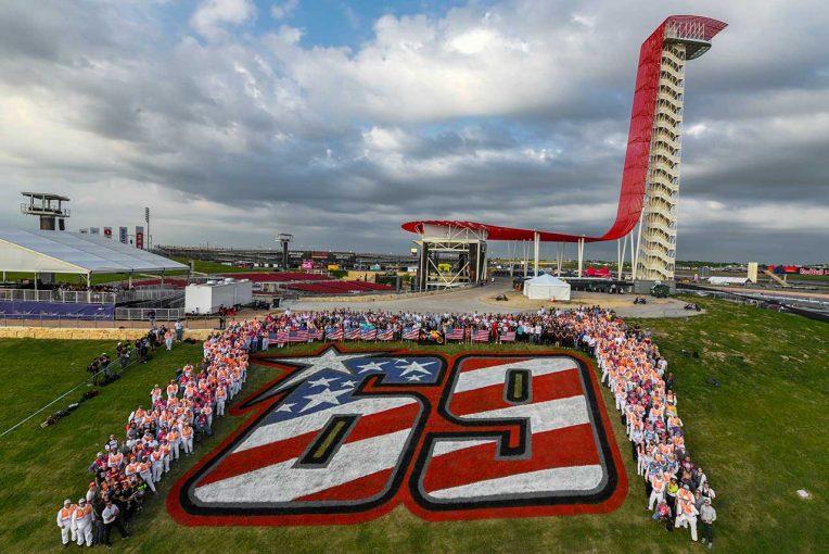 MotoGP   故ニッキー・ヘイデンのゼッケン69、永久欠番へ。MotoGPアメリカズGPでセレモニーが開催