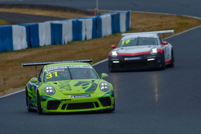 #31 上村優太(Nine Racing)