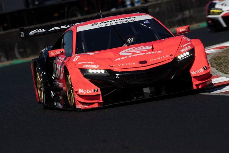 スーパーGT | ARTA NSX-GT 2019スーパーGT第1戦岡山 予選レポート