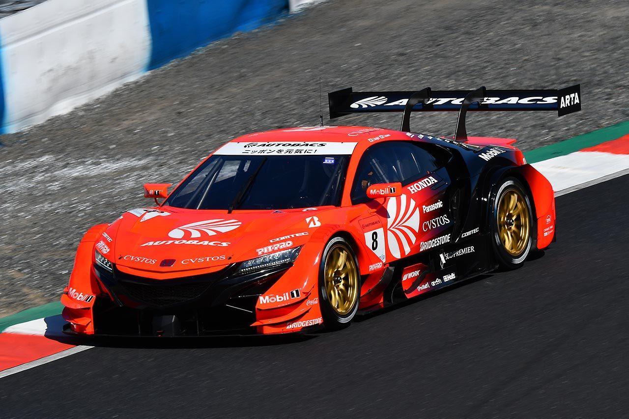 オールフルカラーリング。2019スーパーGT第1戦岡山 GT500クラス走行全車総覧