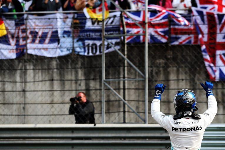 F1 | ボッタスが2019年初ポール「ストレートではフェラーリに負けていても、それ以上の強みが僕らにはある」:メルセデス F1中国GP土曜