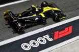 F1 | リカルド&ヒュルケンベルグが初のダブルQ3進出「レッドブルの1台に勝てたかもしれない」:ルノーF1中国GP土曜