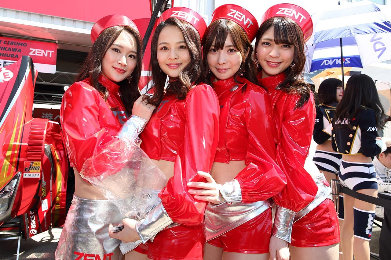 LEXUS TEAM ZENT CERUMO 2019スーパーGT第1戦岡山 予選レポート