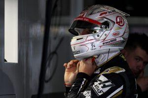 F1 | ハース、Q3アタックのタイミングを誤り2台揃ってノータイム「時計を中国時間に合わせるのを忘れたかもね!」とグロージャン:F1中国GP土曜