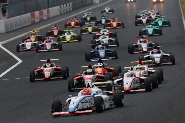 国内レース他 | 【順位結果】2019FIA-F4選手権 第2戦岡山 決勝