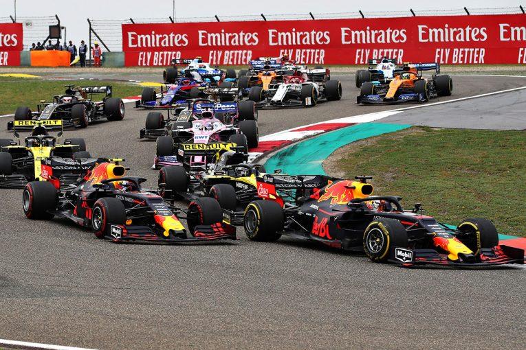 F1 | 【順位結果】F1第3戦中国GP 決勝