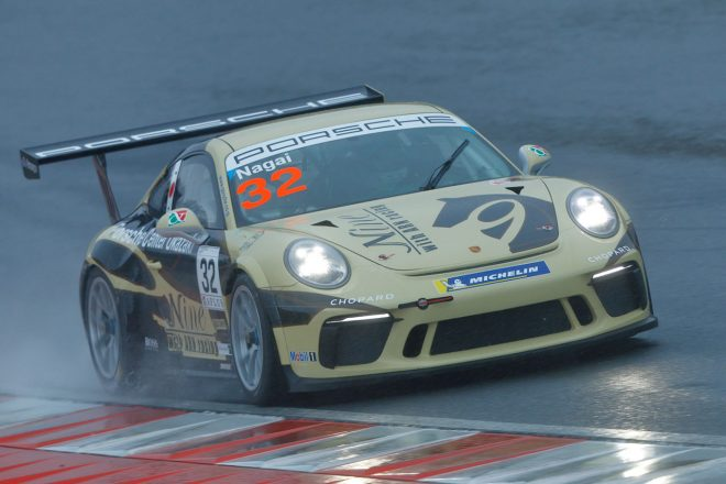 #32 永井秀貴(Nine Racing)