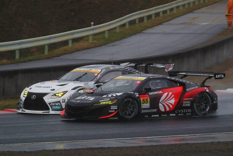 スーパーGT | ARTA NSX GT3 2019スーパーGT第1戦岡山 決勝レポート