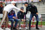 F1 | バルテリ・ボッタス、ロバート・クビサ