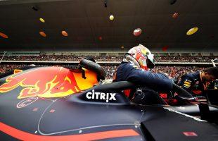 F1 | 2019年F1第3戦中国GP マックス・フェルスタッペン(レッドブル・ホンダ)