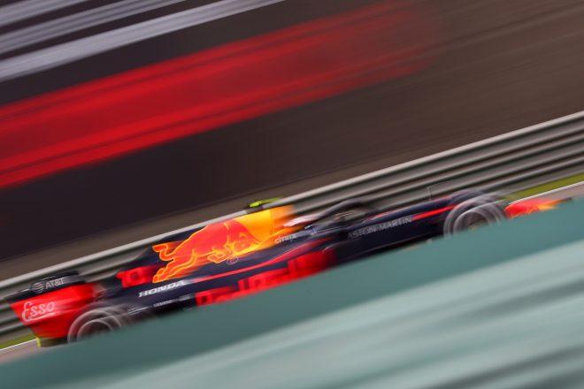 2019年F1第3戦中国GP ピエール・ガスリー(レッドブル・ホンダ)
