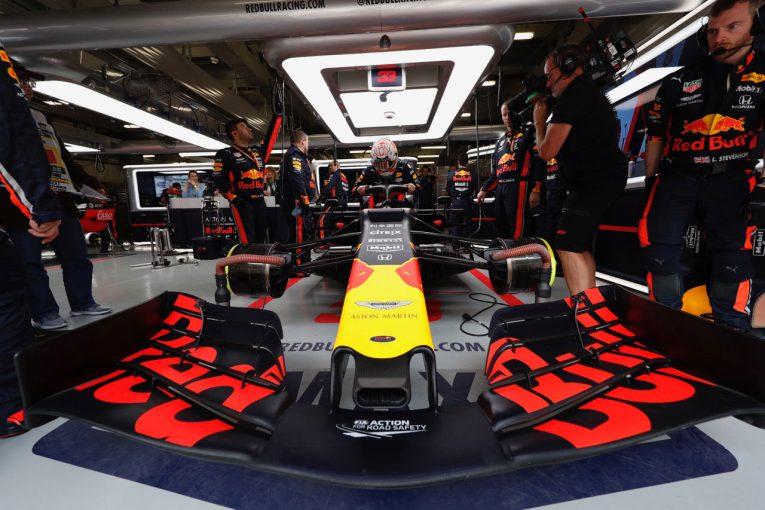 F1 | レッドブル・ホンダF1密着:4位と6位は現状できうる限りの好結果。スペインGPに向けたニューウェイの新パーツに期待