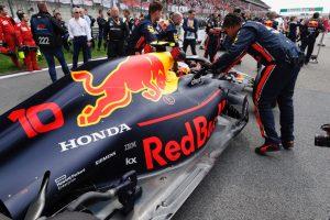 F1 | ピレリ「ガスリーは3回目のピットでソフトのアドバンテージを活かし、ファステストラップを記録」