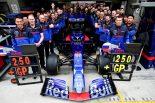 F1 | アルボン、最後方から10位獲得でベストドライバー賞も受賞「この1点は頑張ってくれたメカニックたちのもの」:トロロッソ・ホンダ F1中国GP日曜