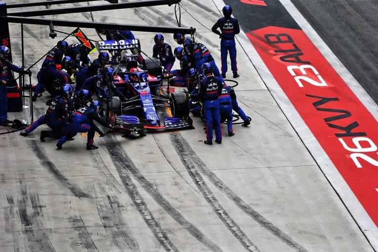 F1 | クビアトとチーム代表がペナルティ裁定を批判「納得できない。普通のレーシングインシデントだった」:トロロッソ・ホンダ F1中国GP日曜