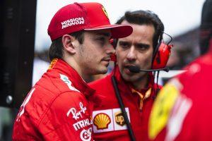 F1 | ルクレールへのチームオーダーは好結果をもたらさず「悔しい気持ちはあったが、チームの指令に従った」:フェラーリ F1中国GP日曜
