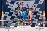 MotoGP | リンス、自身初の最高峰クラス優勝に歓喜「信じられない」/MotoGP第3戦アメリカズGP 決勝トップ3コメント