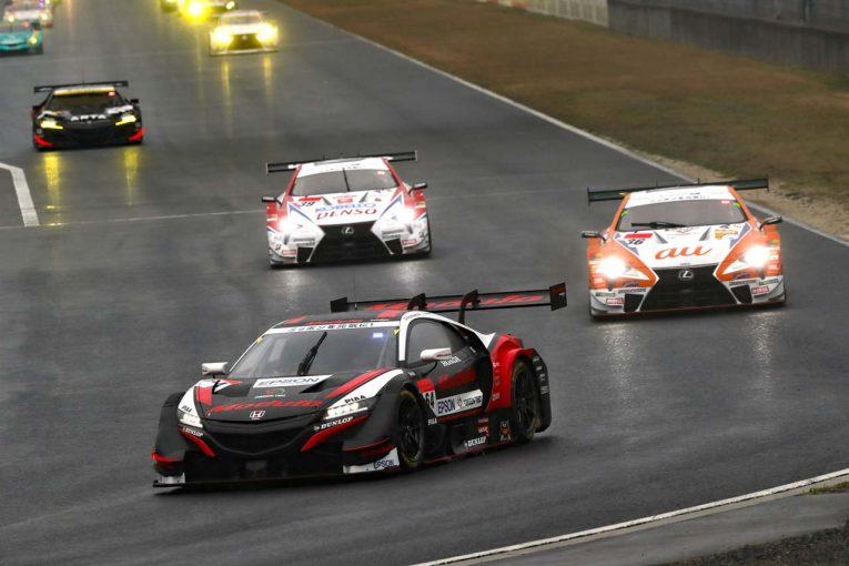 スーパーGT   Modulo Nakajima Racing 2019スーパーGT第1戦岡山 決勝レポート