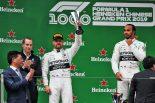 F1 | 勝利を失ったボッタス「スタート失敗は白線のせい。フォーメイションラップの時から心配だった」:メルセデス F1中国GP日曜