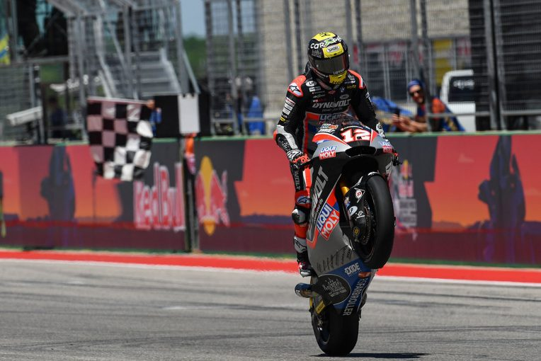 MotoGP | 【順位結果】2019MotoGP第3戦アメリカズGP Moto2クラス決勝