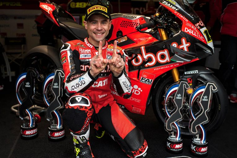 MotoGP | SBK第4戦オランダ:バウティスタが開幕11連勝を記録。ファン・デル・マークが母国で表彰台に上がる