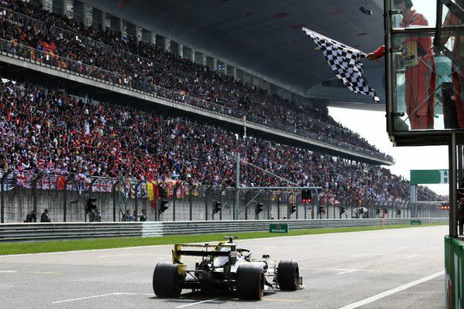 2019年F1第3戦中国GP ダニエル・リカルド(ルノー)が今季初入賞