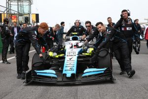 F1 | クビサ「目立った出来事は、フォーメイションラップ中のスピンぐらい」:ウイリアムズ F1中国GP日曜