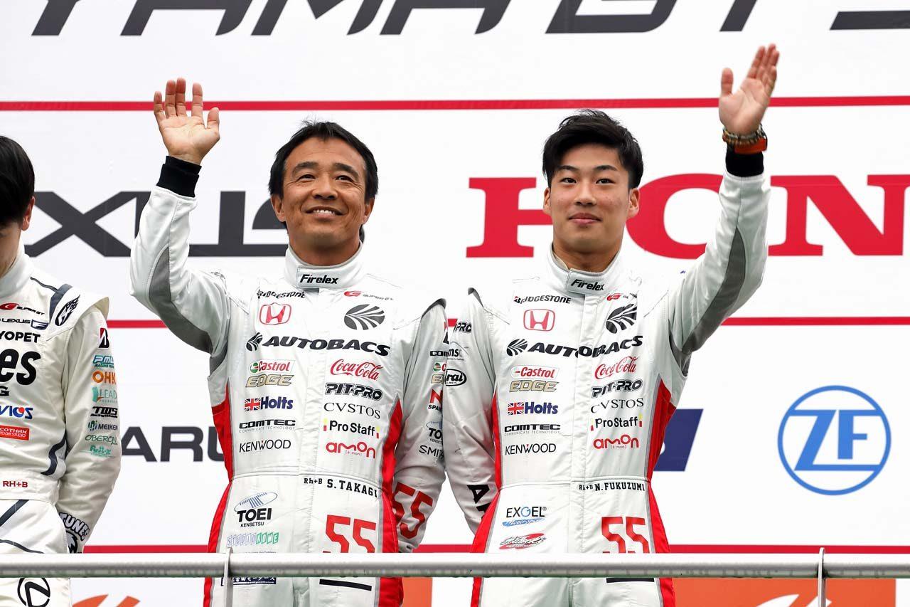 ホンダ 2019スーパーGT第1戦岡山 レースレポート