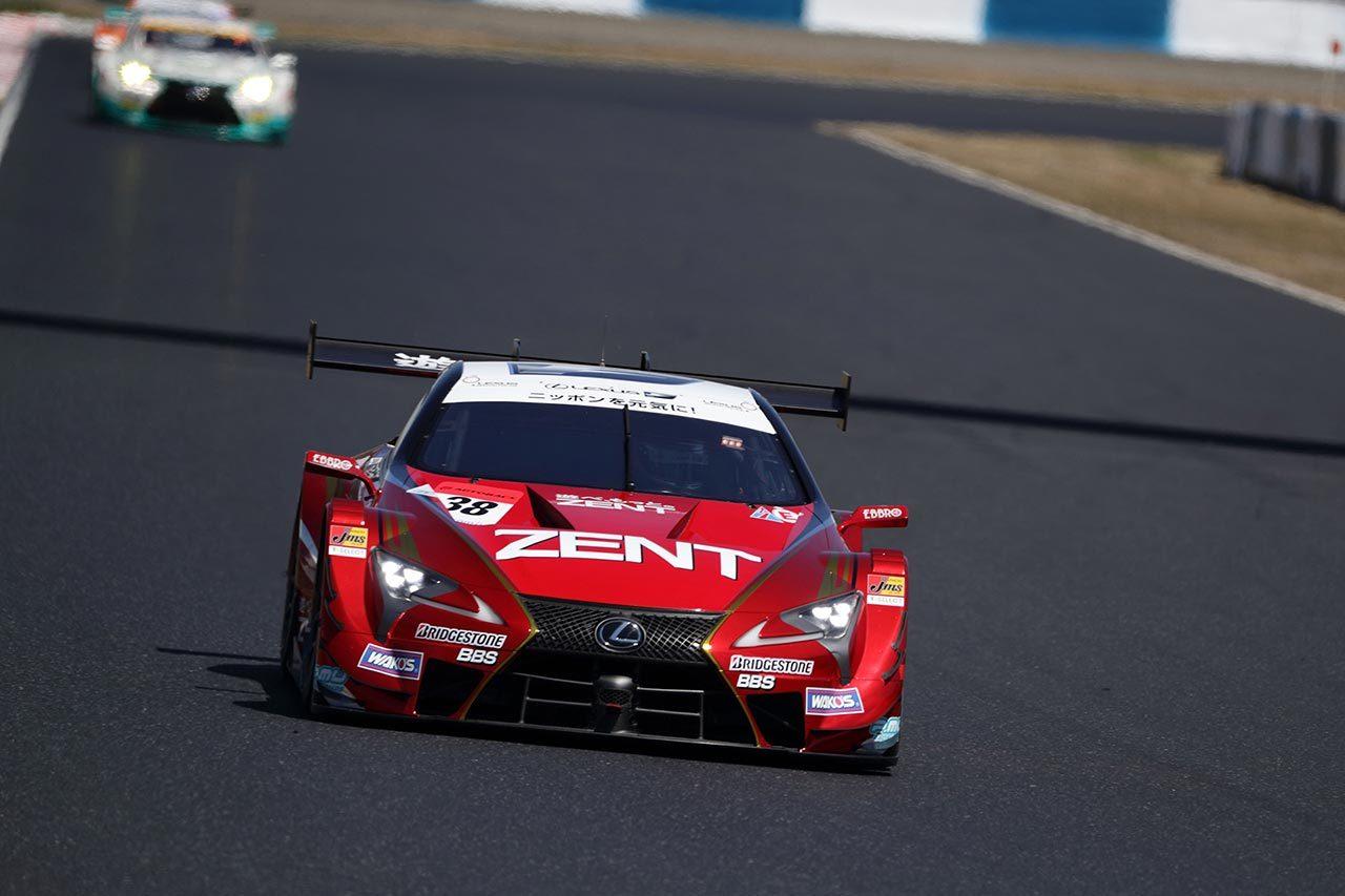 LEXUS GAZOO Racing スーパーGT第1戦岡山 レースレポート