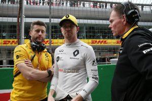 F1 | ヒュルケンベルグ「序盤から厳しいレースだった。リタイアの原因はMGU-K関連のトラブル」ルノー F1中国GP日曜