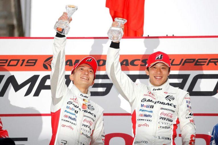 スーパーGT | ブリヂストン 2019スーパーGT第1戦岡山 レースレポート