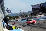 GTEクラスでのフェラーリ488 GTE Evoデビューウインを飾ったルジッチ・レーシングの51号車