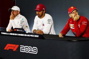 F1 | ベッテル、チームオーダーについて聞かれるも「あまり答えたくない」。自身の発言を歪める一部メディアを批判