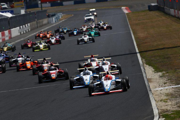 国内レース他 | 2019年のFIA-F4が開幕。岡山大会は2戦連続で初ウイナー誕生